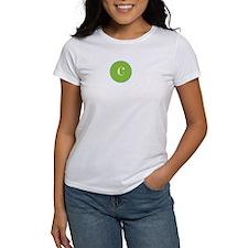 c lime Women's T-Shirt