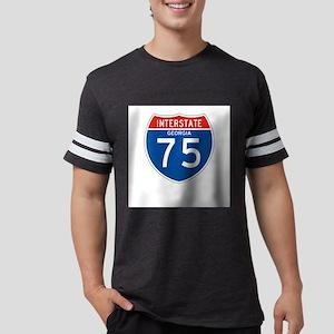 Interstate 75 - GA Ash Grey T-Shirt