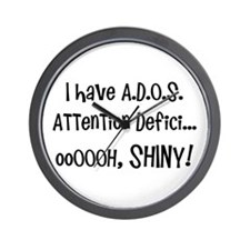 I have ADOS Wall Clock