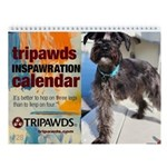 Tripawds Wall Calendar #28 - New For 2019