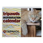 Tripawds Wall Calendar #26 - New For 2019