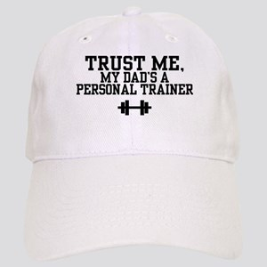 My Dad's a Personal Trainer Cap