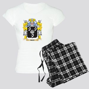 Mico Coat of Arms - Family Crest Pajamas