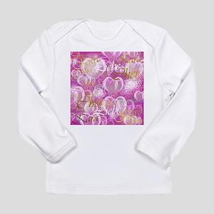 Love,liebe,kara,cher,käre Long Sleeve T-Shirt