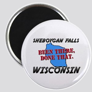 sheboygan falls wisconsin - been there, done that