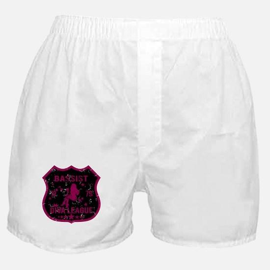 Bassist Diva League Boxer Shorts