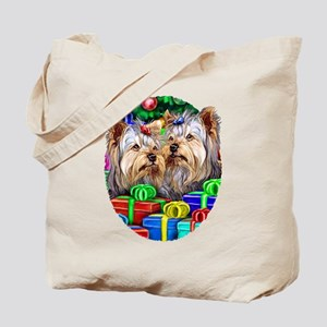Yorkshire Terrier Open Gifts Tote Bag