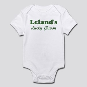 Lelands Lucky Charm Infant Bodysuit