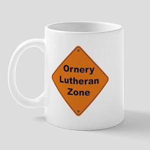 Lutheran / Ornery Mug