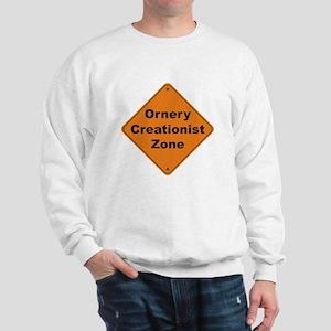Creationist / Ornery Sweatshirt