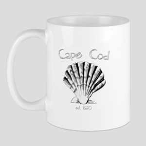 Cape Cod Est.1620 Mug