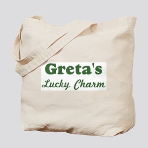 Gretas Lucky Charm Tote Bag