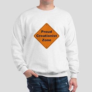 Creationist Zone Sweatshirt