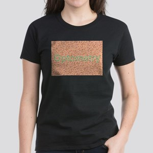 Optometry / Color Women's Dark T-Shirt