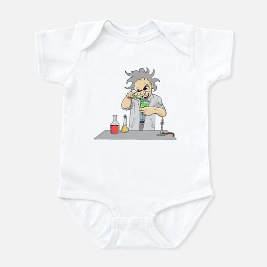 Mad Scientist Infant Bodysuit