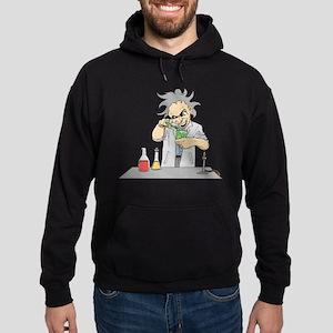 Mad Scientist Hoodie (dark)