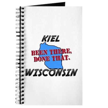 kiel wisconsin - been there, done that Journal