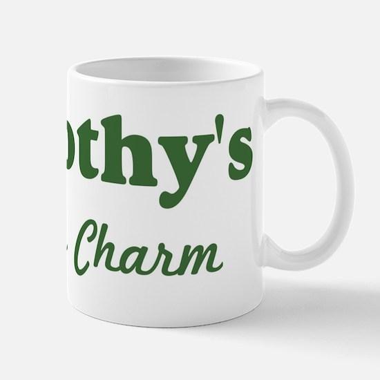 Dorothys Lucky Charm Mug