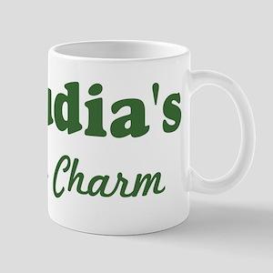 Claudias Lucky Charm Mug