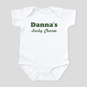 Dannas Lucky Charm Infant Bodysuit
