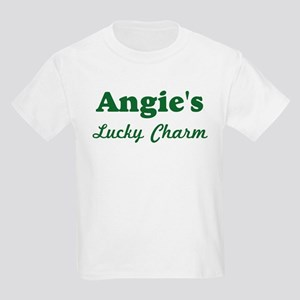 Angies Lucky Charm Kids Light T-Shirt
