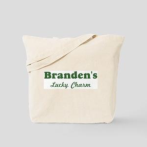 Brandens Lucky Charm Tote Bag