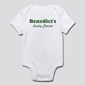 Benedicts Lucky Charm Infant Bodysuit