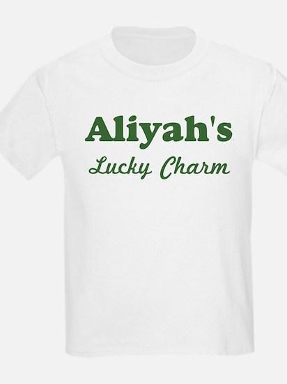 Aliyahs Lucky Charm T-Shirt