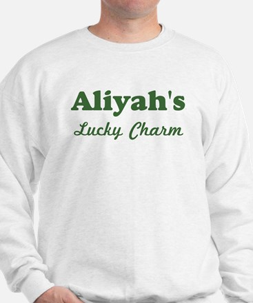 Aliyahs Lucky Charm Sweater