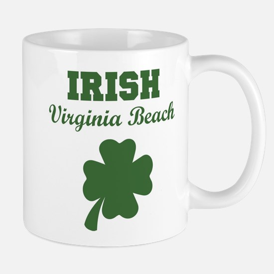 Irish Virginia Beach Mug