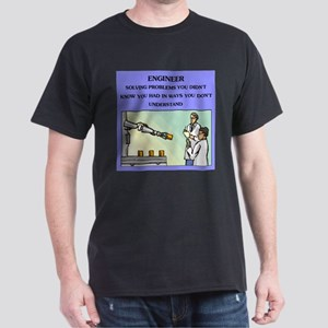 engineer engineering joke Dark T-Shirt