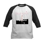 Hollywood Queenie Kids Baseball Jersey