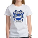 Meyrick Coat of Arms Women's T-Shirt