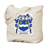 Meyrick Coat of Arms Tote Bag