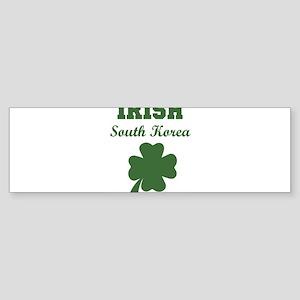 Irish South Korea Bumper Sticker