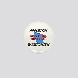 appleton wisconsin - been there, done that Mini Bu