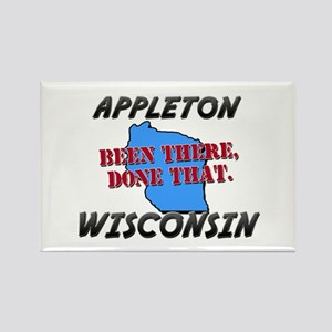 appleton wisconsin - been there, done that Rectang