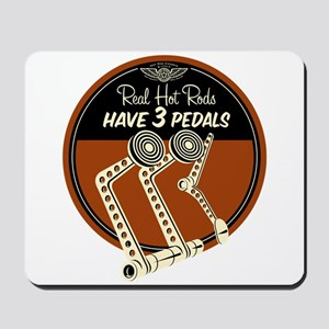 Real Hot Rods Mousepad