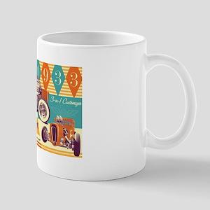 Tangerine Scream! Mug