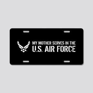 U.S. Air Force: Mother Aluminum License Plate
