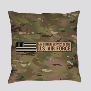 U.S. Air Force: Father Everyday Pillow