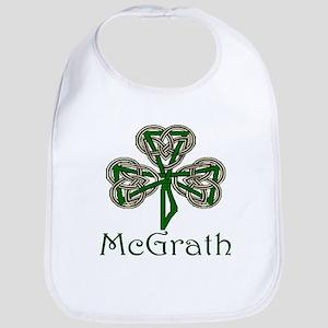 McGrath Shamrock Bib