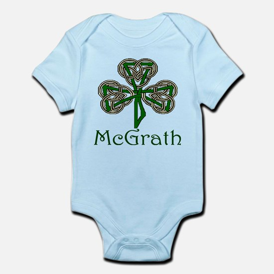 McGrath Shamrock Infant Bodysuit