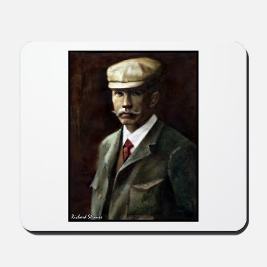 """Faces """"Strauss"""" Mousepad"""