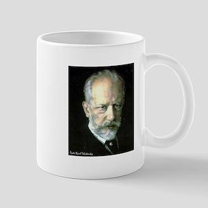 "Faces ""Tchaikovsky"" Mug"