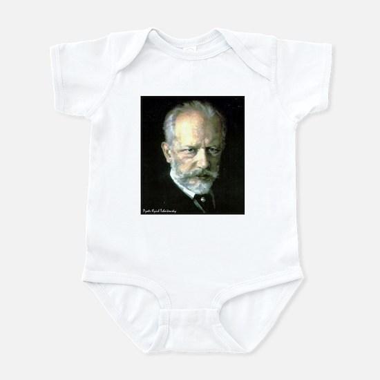 "Faces ""Tchaikovsky"" Infant Bodysuit"