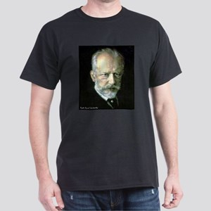 "Faces ""Tchaikovsky"" Dark T-Shirt"