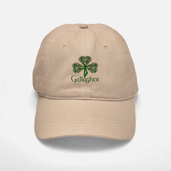 Gallagher Shamrock Baseball Baseball Cap
