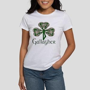 Gallagher Shamrock Women's T-Shirt