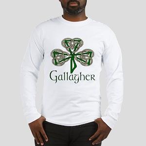 Gallagher Shamrock Long Sleeve T-Shirt